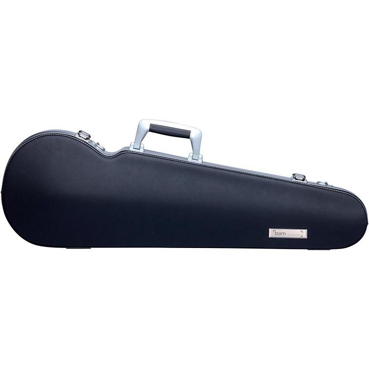 BamET2200XL L'Etoile Contoured Hightech Adjustable Viola CaseBlack