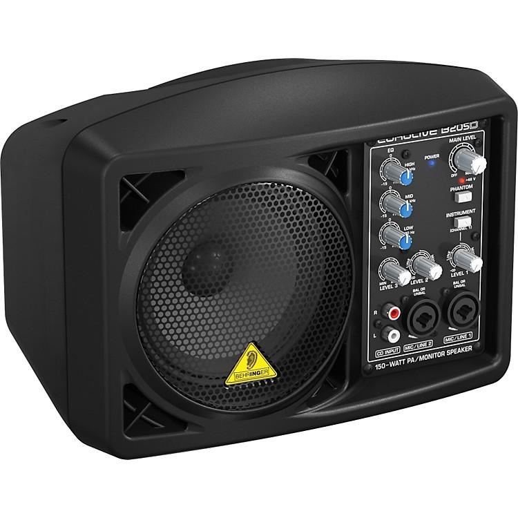 BehringerEUROLIVE B205D Active PA/Monitor SpeakerBlack888365900445