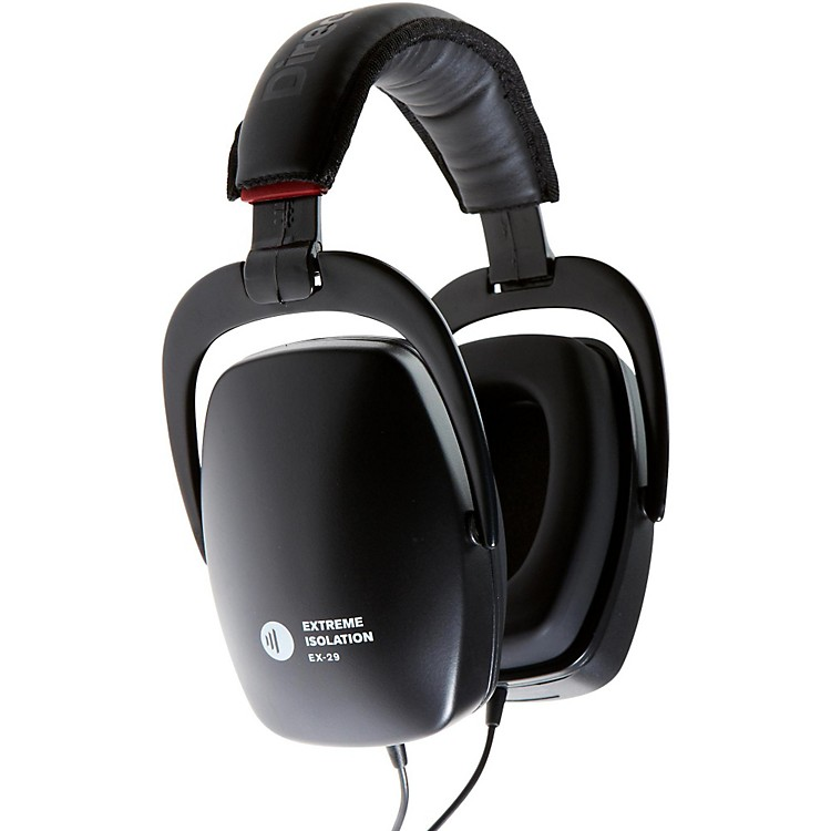 Direct Sound EX-29 Extreme Isolation Headphones Black