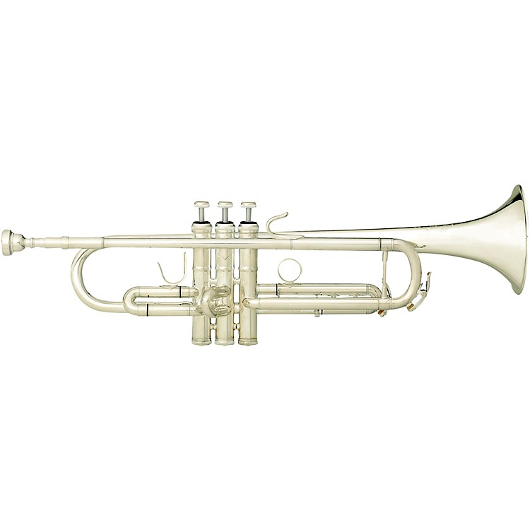 B&S EXB eXquisite Series Bb Trumpet Silver plated