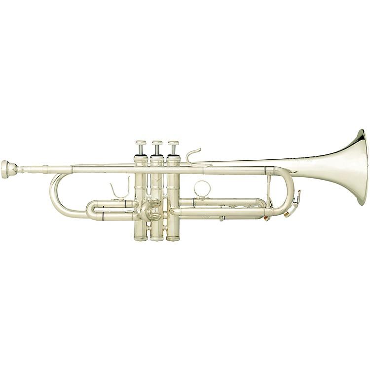 B&SEXB eXquisite Series Bb TrumpetSilver plated