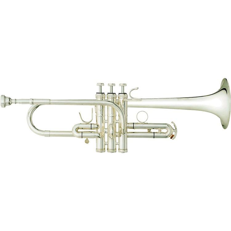 B&SEXE Artist Signature X-Series Eb TrumpetSilver