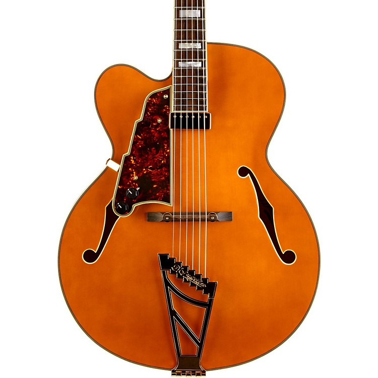 D'AngelicoEXL-1 Hollowbody Left Handed Electric GuitarNatural