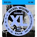 D'Addario EXL116 XL Electric Guitar Strings Medium Top/Heavy Bottom