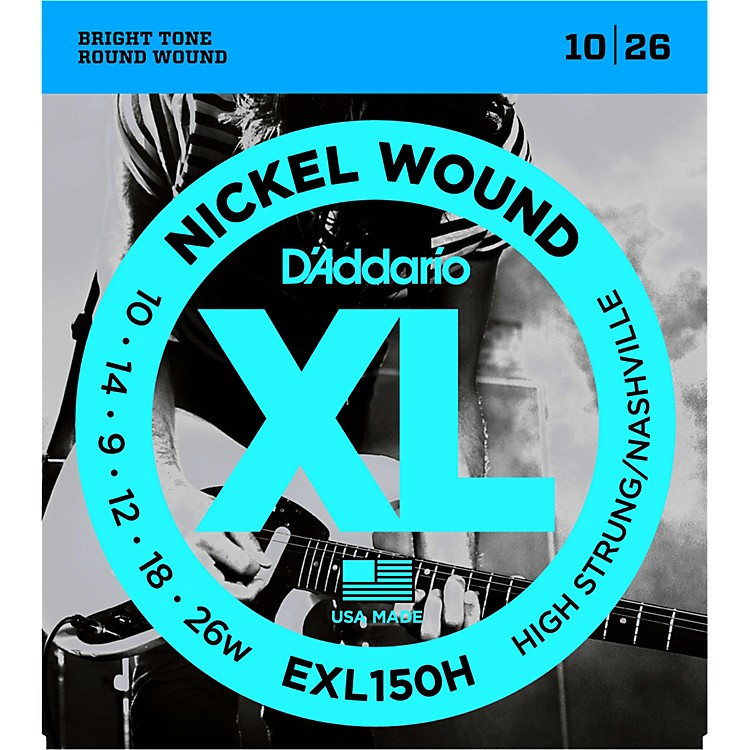 D'AddarioEXL150H High-Strung Guitar Strings
