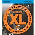 D'AddarioEXL160M XL Medium Bass String Set-thumbnail
