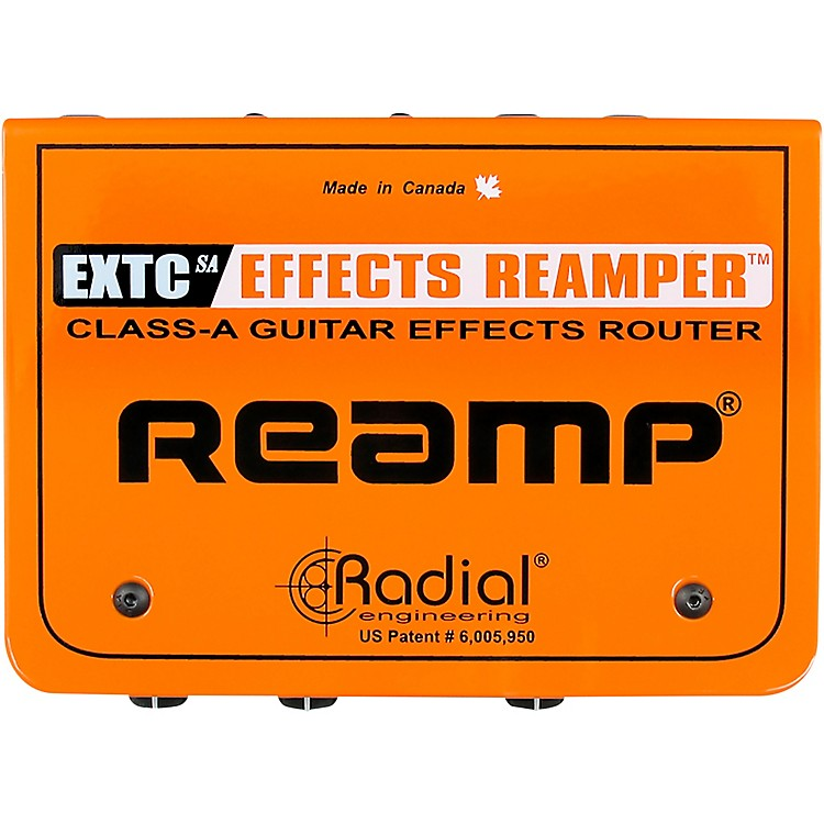 Radial EngineeringEXTC SA Guitar Effects Reamp Interface