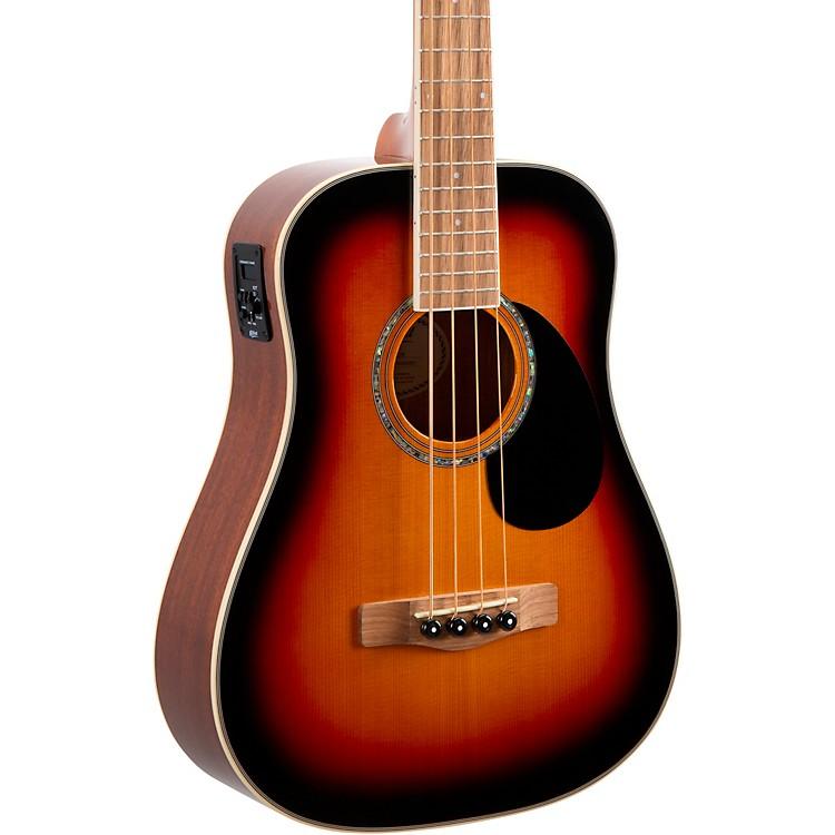 MitchellEZB Super Short-Scale Acoustic-Electric Bass3-Color Sunburst