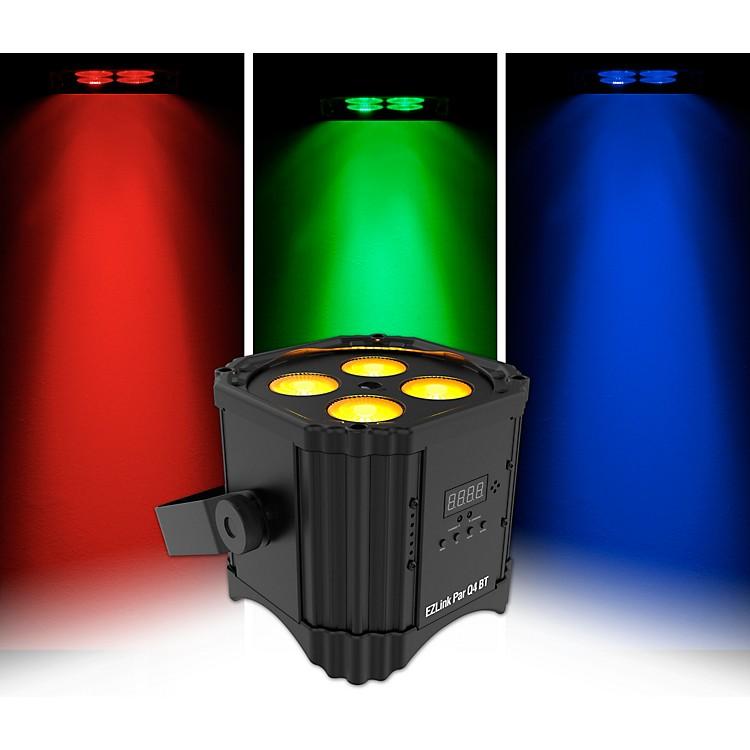 CHAUVET DJEZLink Par Q4 BT RGBA LED Wireless Wash Light with Bluetooth
