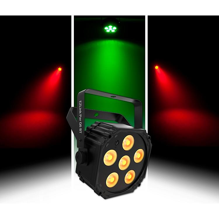 CHAUVET DJEZLink Par Q6 BT Wireless RGBA LED Wash Light with Bluetooth