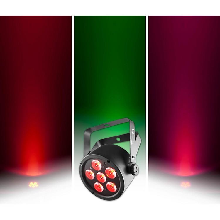 CHAUVET DJEZpar T6 USB Battery-Powered Tri-Color LED Wash Light