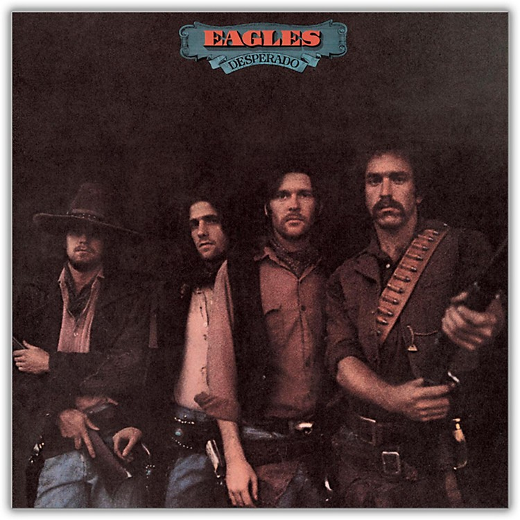 WEA Eagles - Desperado Vinyl LP