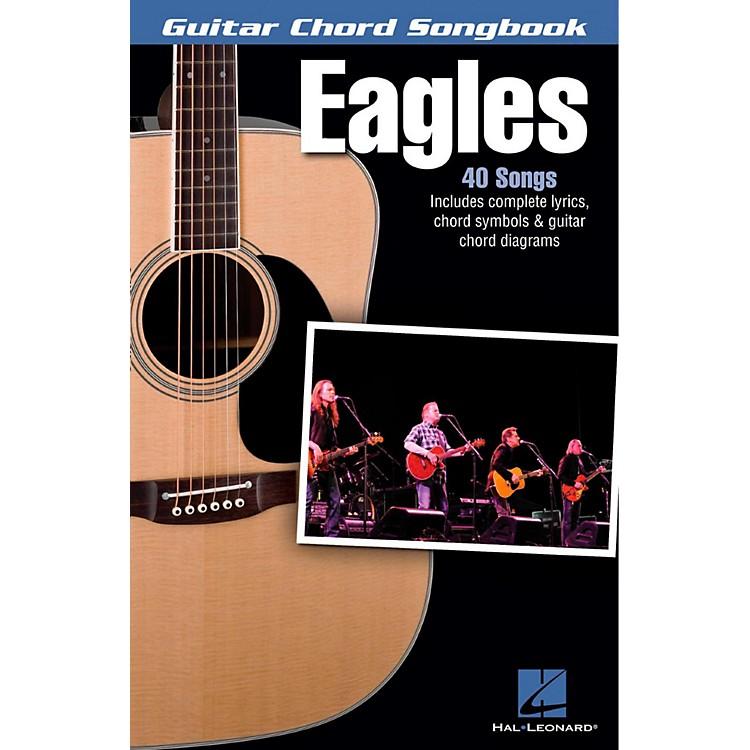 Hal LeonardEagles - Guitar Chord Songbook