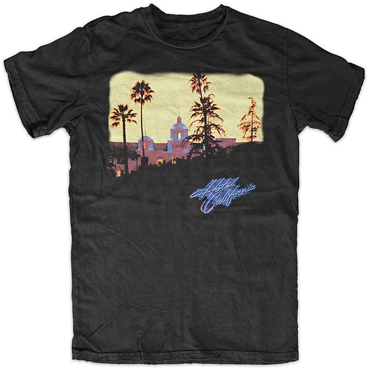 Fea Merchandising Eagles - Hotel California T-Shirt