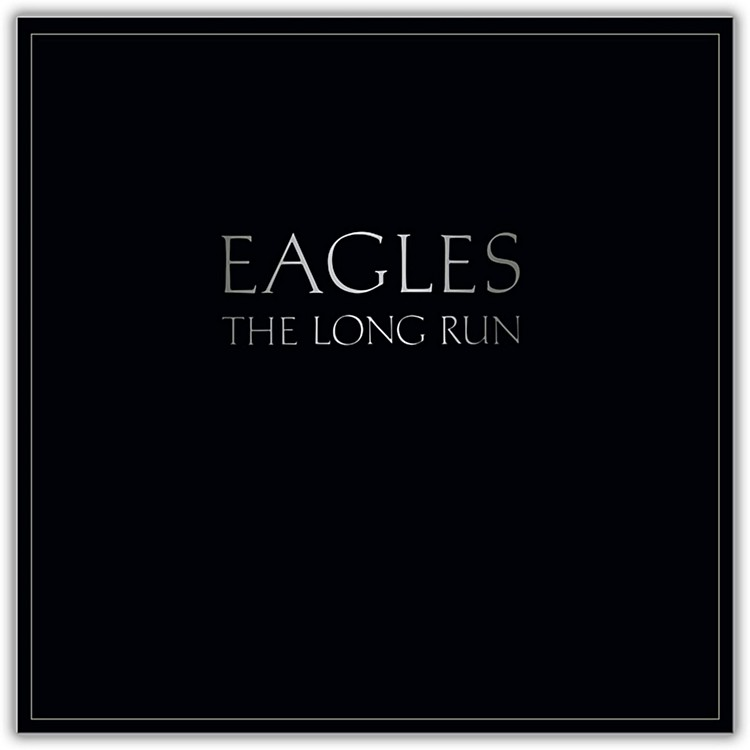 WEA Eagles - The Long Run Vinyl LP