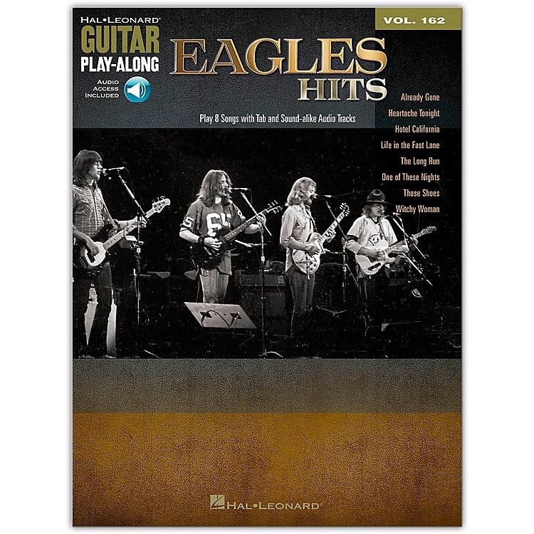 Hal LeonardEagles Hits - Guitar Play-Along Vol. 162