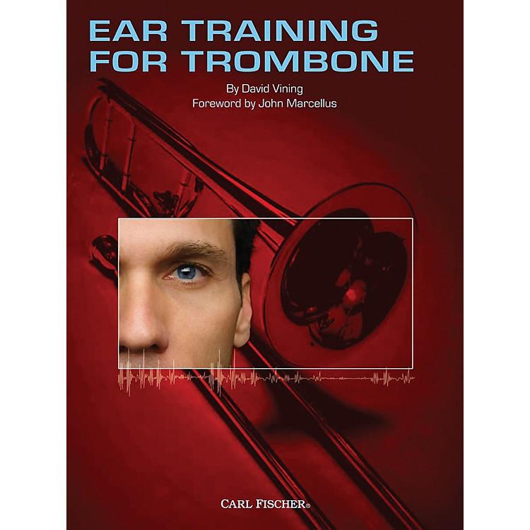 Carl FischerEar Training for Trombone Book