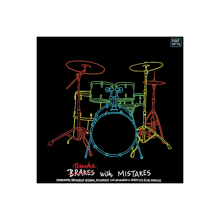 AllianceEarl Davis - Breaks With Mistakes