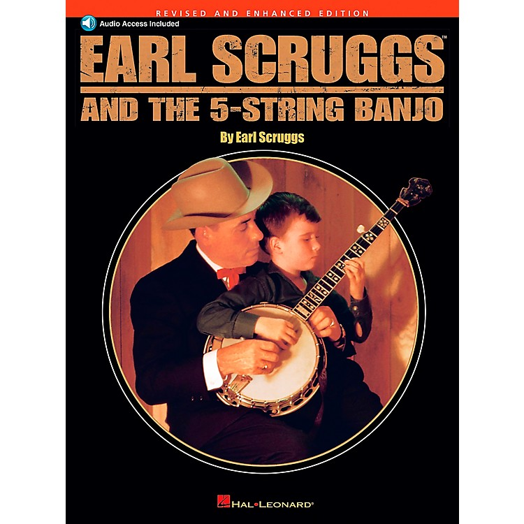 Hal LeonardEarl Scruggs and the 5-String Banjo (Book and Download Package)