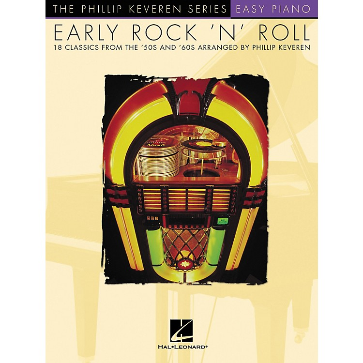 Hal LeonardEarly Rock N' Roll - Phillip Keveren Series For Easy Piano
