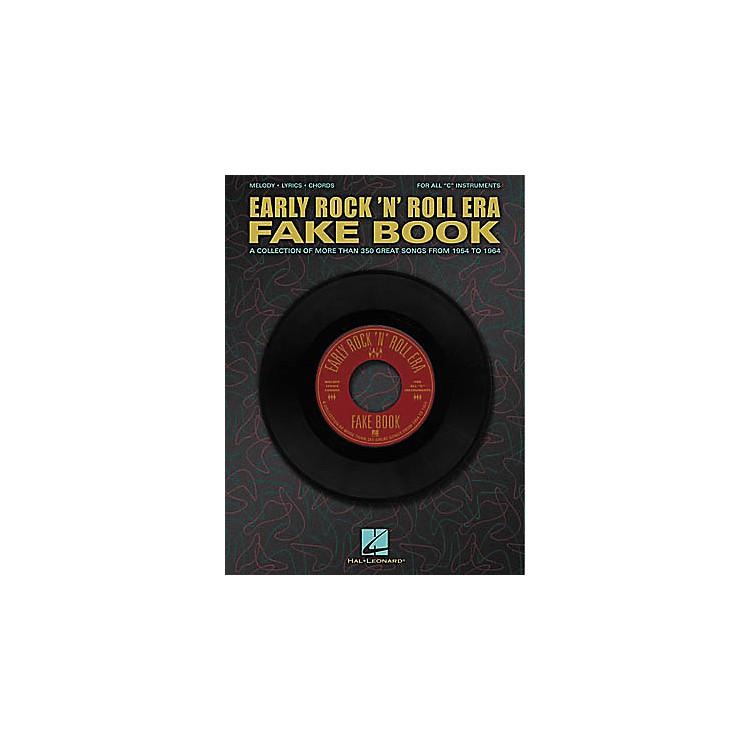 Hal LeonardEarly Rock'n' Roll Era Fake Book