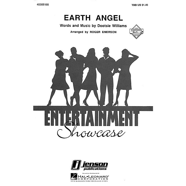 Hal Leonard Earth Angel TBB arranged by Roger Emerson