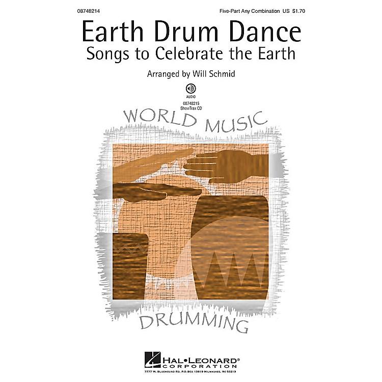 Hal LeonardEarth Drum Dance ShowTrax CD Arranged by Will Schmid