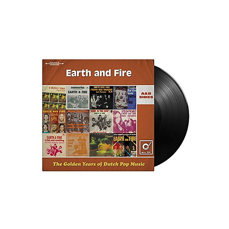 Alliance Earth & Fire - Golden Years Of Dutch Pop Music: A&B Sides