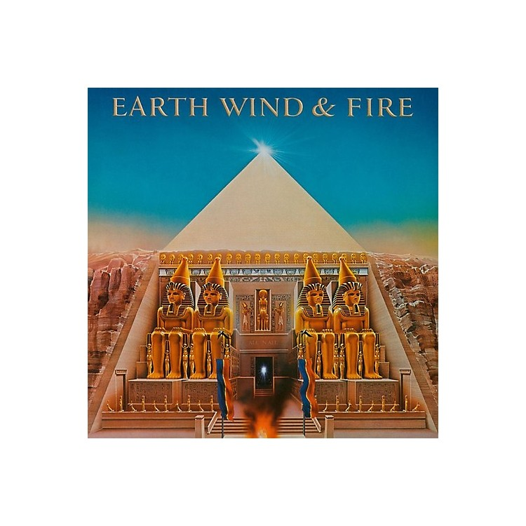 Alliance Earth Wind & Fire - All N All