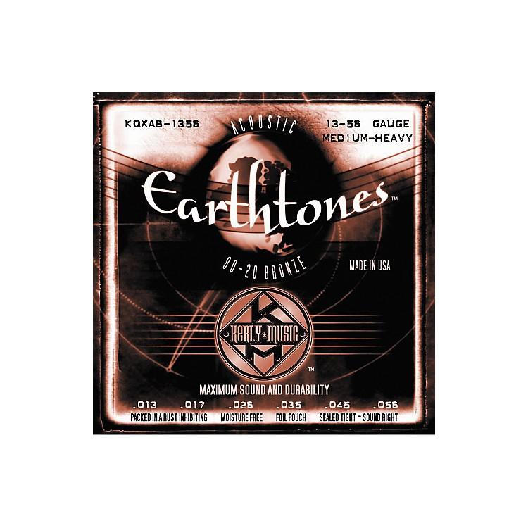 Kerly MusicEarthtones 80/20 Bronze Acoustic Guitar Strings - Medium Heavy