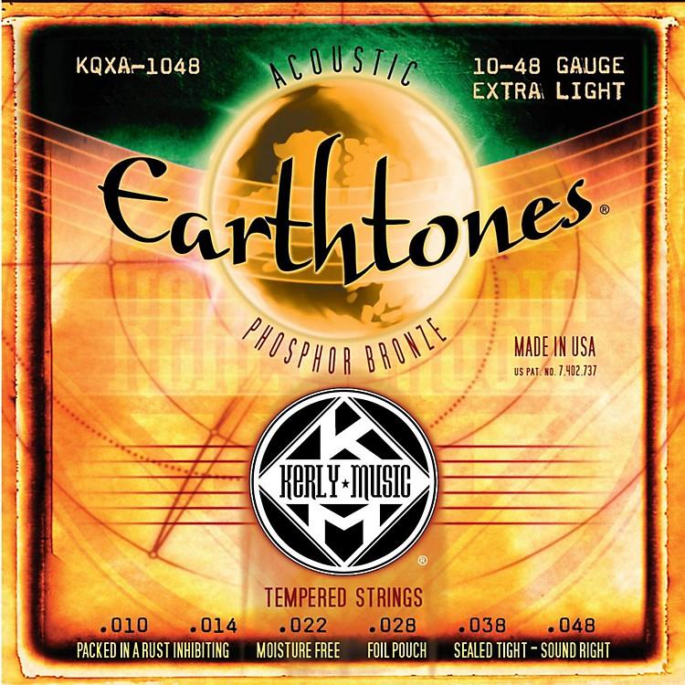Kerly MusicEarthtones Phosphor Bronze Acoustic Guitar Strings - Extra Light