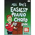 Mel Bay Easiest Piano Chord Book