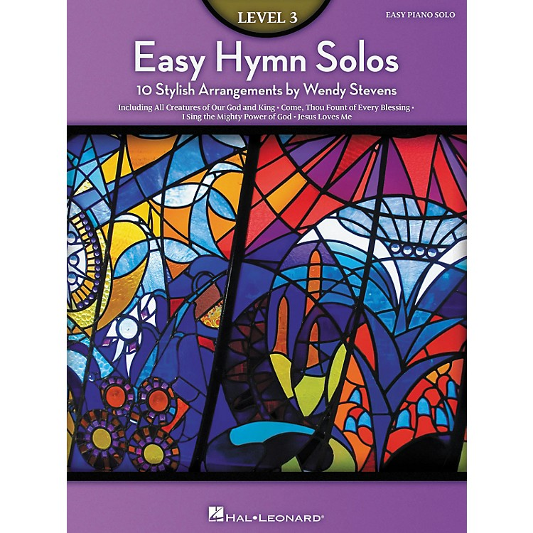Hal Leonard Easy Hymn Solos - Level 3