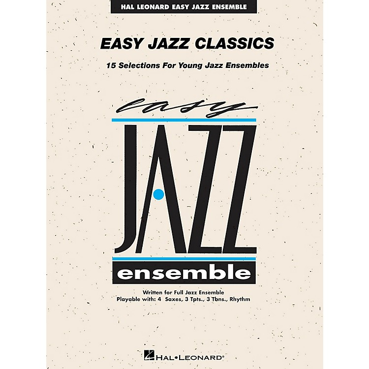 Hal Leonard Easy Jazz Classics - Trumpet 4 Jazz Band Level 2