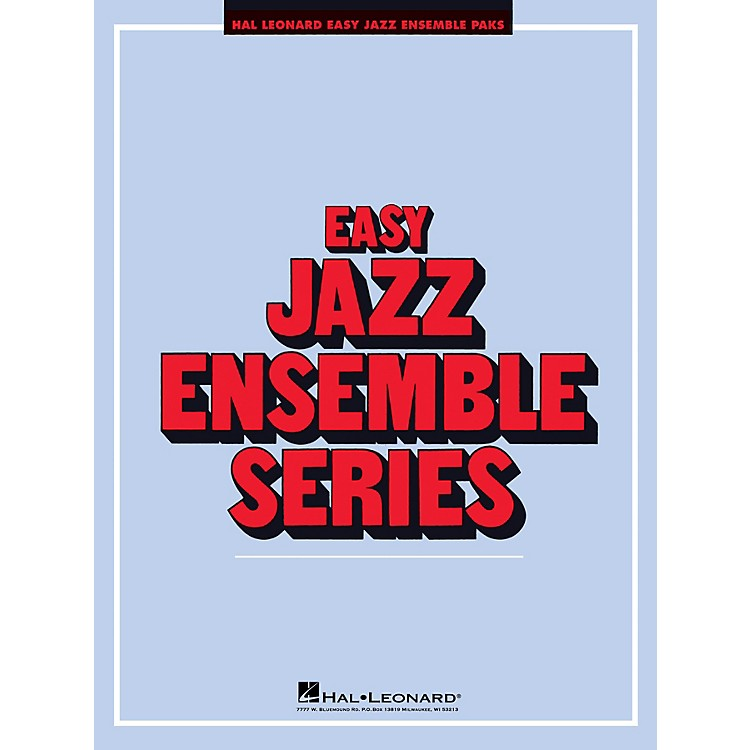 Hal LeonardEasy Jazz Ensemble Pak 37 Jazz Band Arranged by Jerry Nowak