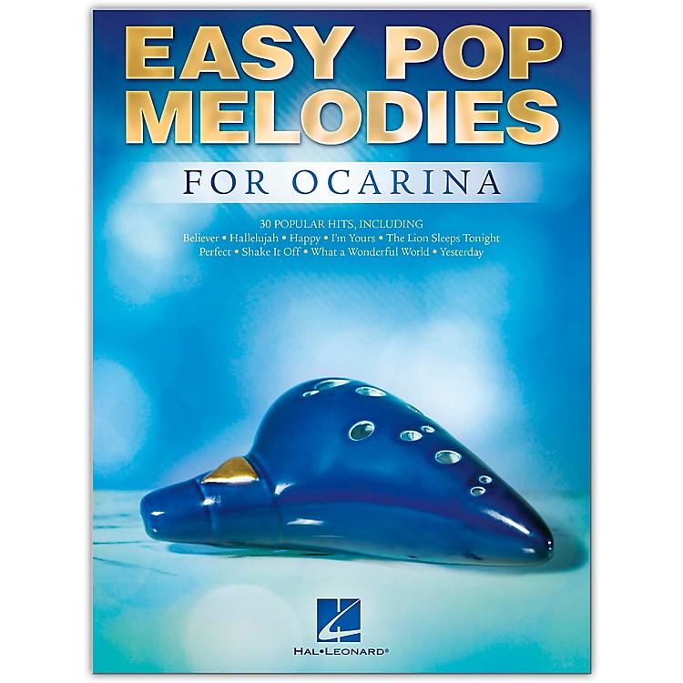 Hal LeonardEasy Pop Melodies for Ocarina - Ocarina Songbook