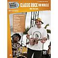 Alfred Easy Ukulele Play-Along Classic Rock Book & CD