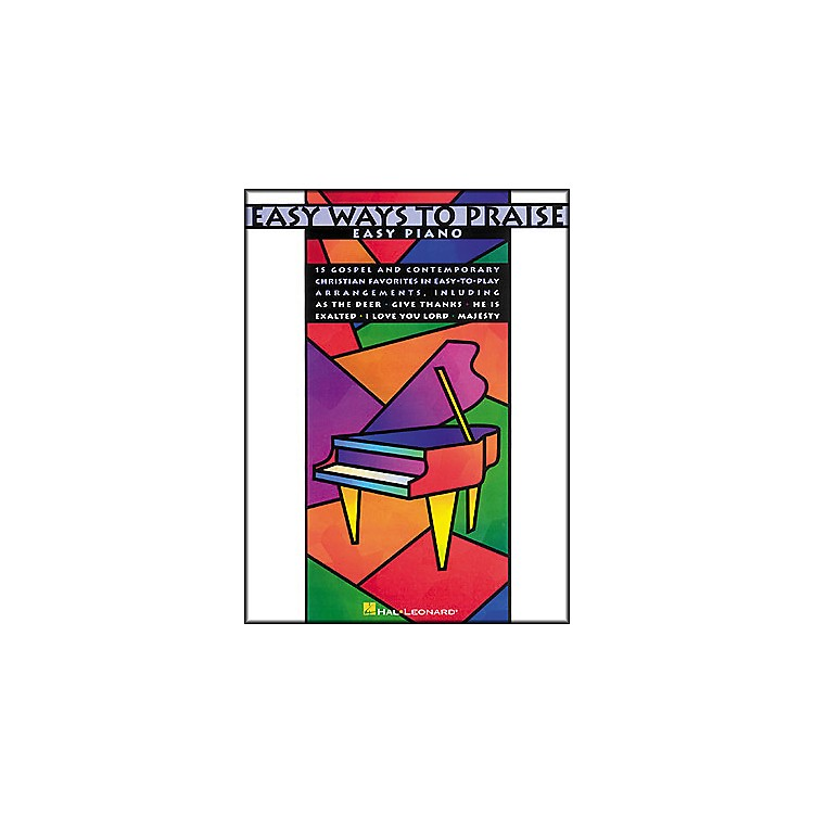 Hal LeonardEasy Ways To Praise For Easy Piano
