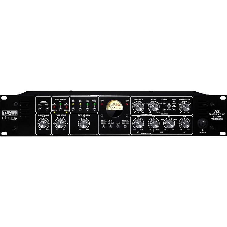 TL AudioEbony A2 Tube Stereo Processor