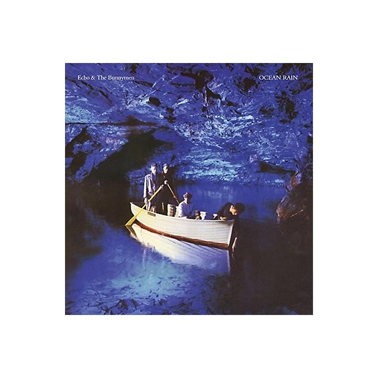 Alliance Echo & the Bunnymen - Ocean Rain