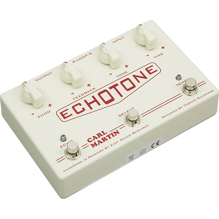Carl MartinEchoTone Delay Guitar Effects Pedal