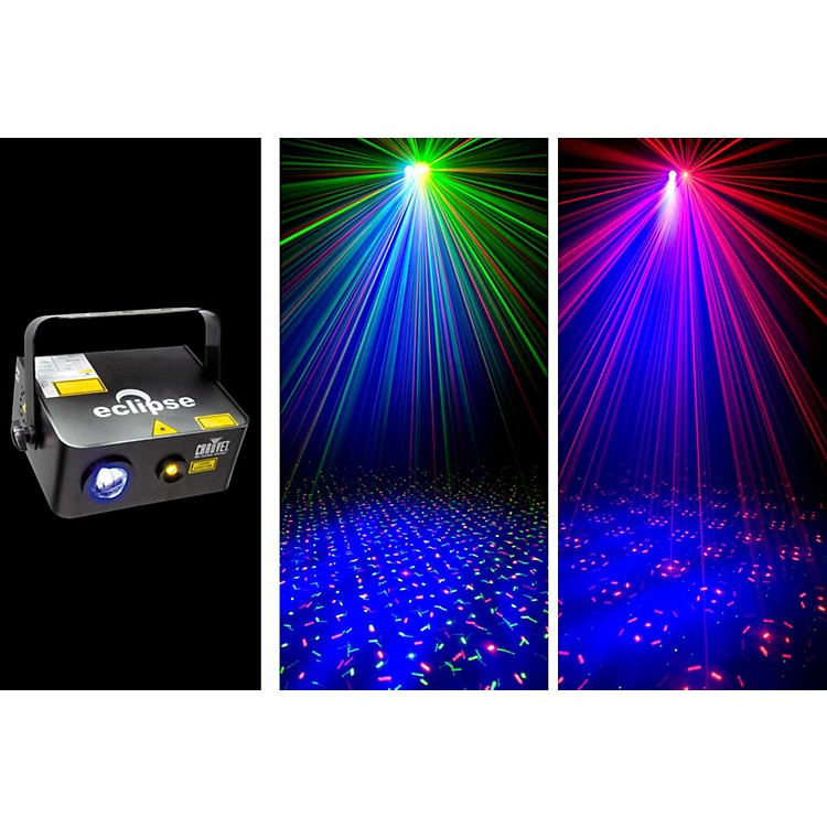 CHAUVET DJ Eclipse LED Laser Effect