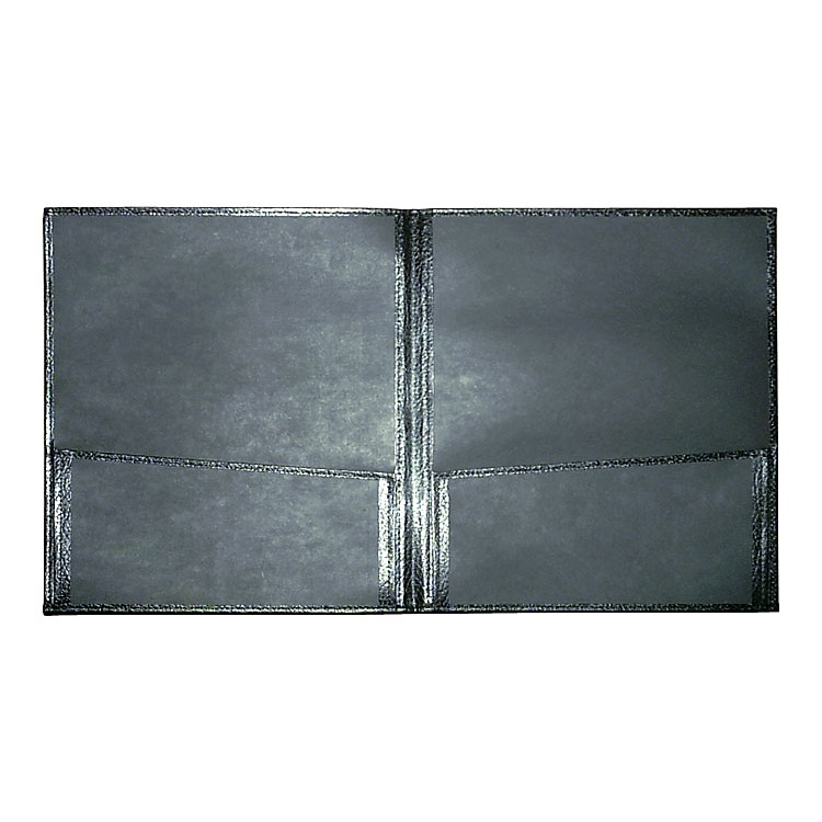 Deer River Economy Folio Black 12X14 with Expanding Pockets