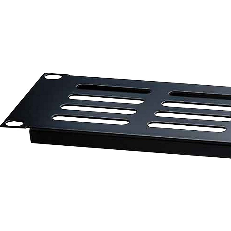 Raxxess Economy Vent Panel Black 2 Space