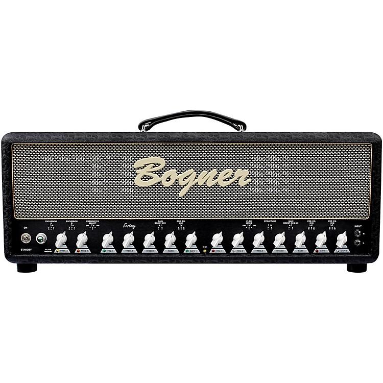 BognerEcstasy 101B 100W Tube Guitar Amp Head with EL34sComet Black