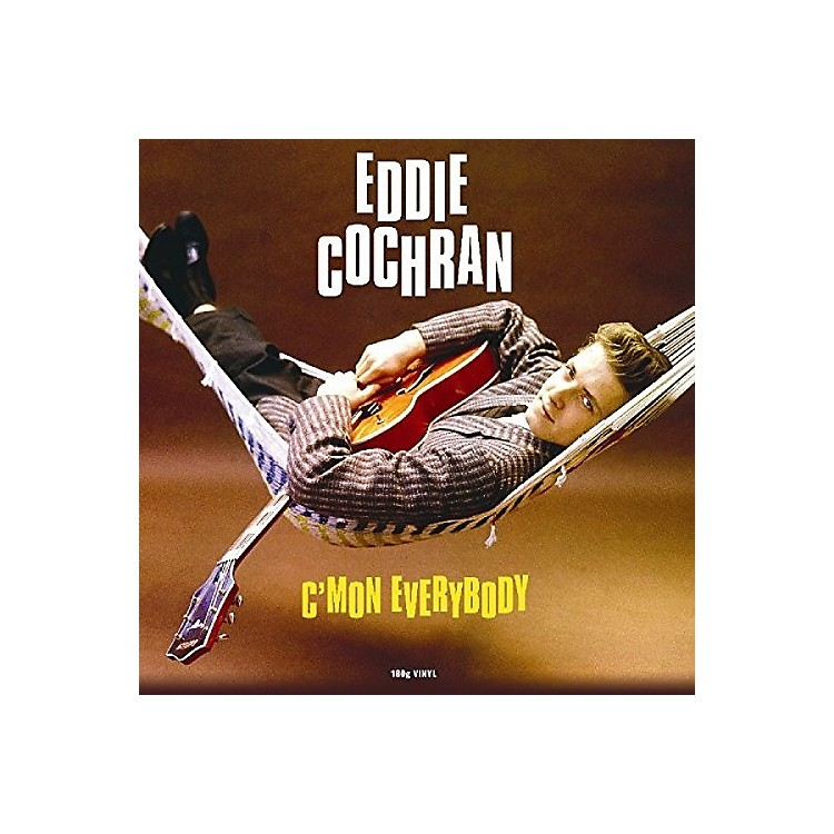 Alliance Eddie Cochran - C'mon Everybody