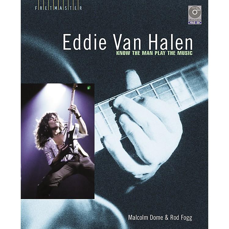 Backbeat BooksEddie Van Halen - Know the Man, Play the Music Book