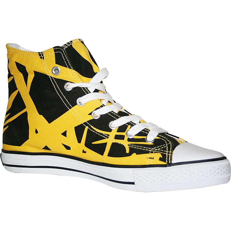 EVHEddie Van Halen Hi-Top Sneakers
