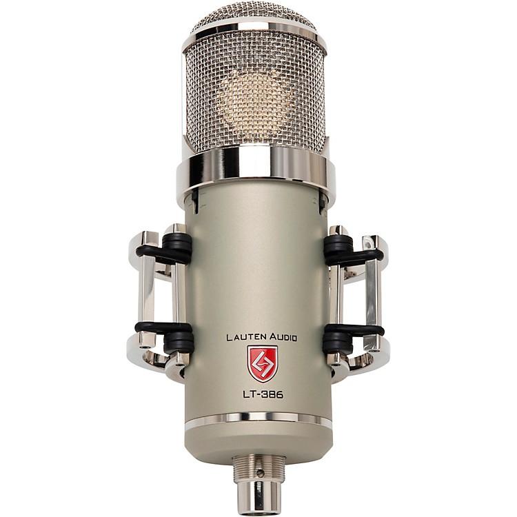Lauten AudioEden LT-386 Multi-Voicing Large-Diaphragm Vacuum Tube Condenser Microphone