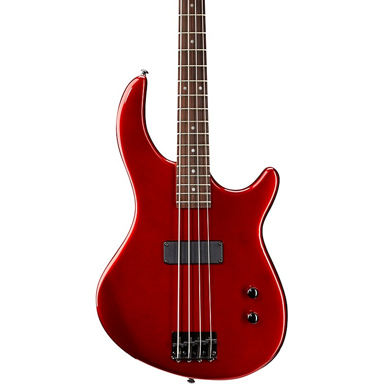 DeanEdge 09 4-String Electric Bass GuitarMetallic Red